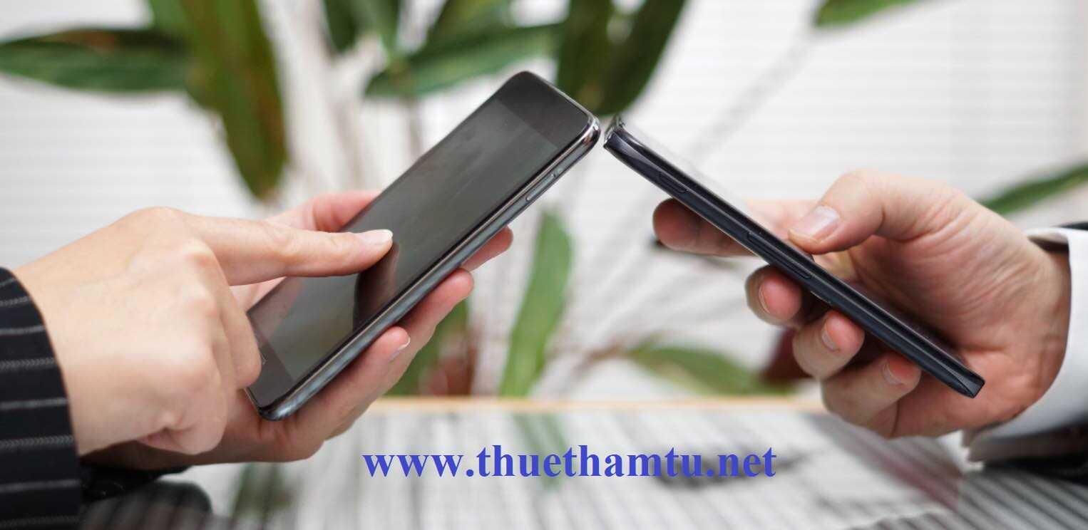 Dịch vụ thuê thám tử tư truy tìm chủ nhân số điện thoại